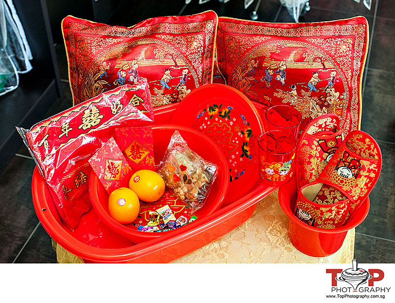 Chinese Wedding Gift Traditions: Betrothal Gift Ceremony 过大礼 (Guo Da Li) For Hakka And