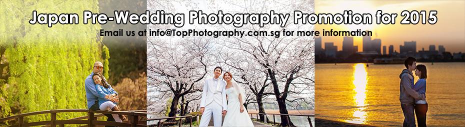 Japan pre-wed